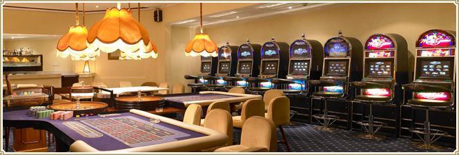 casino at The Zuri