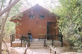 Simple Huts at Madla
