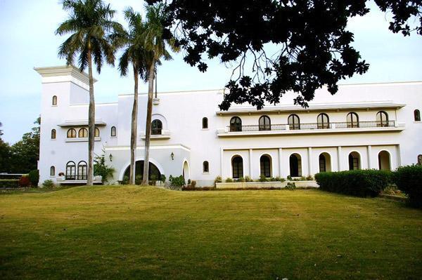 Jhira Bagh Palace at Dhar