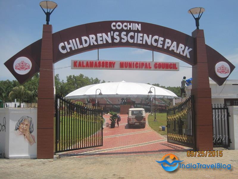 Cochin Childrens Science Park
