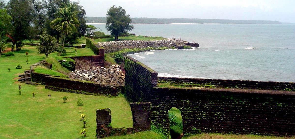 St. Angelo Fort - Kannur Fort