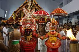 Muthappan Theyyam Parassinikadavu