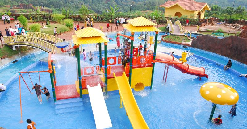 Vismaya Park - Water theme Park in Kannur