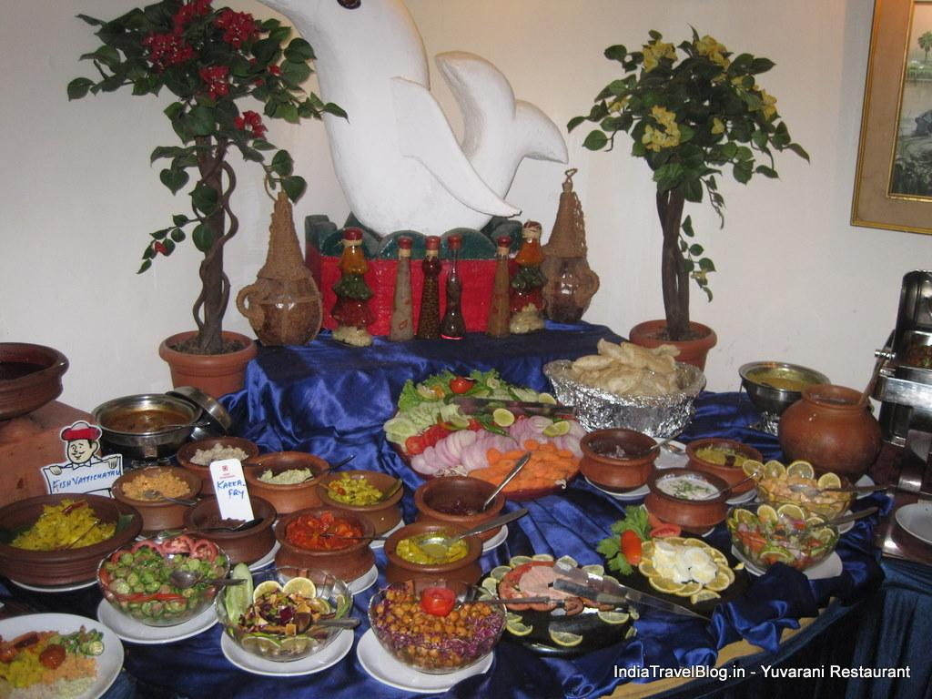 Buffet Restaurants in Ernakulam