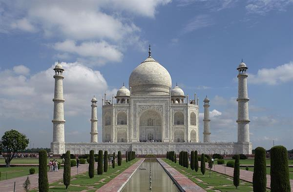 Information on Taj Mahal