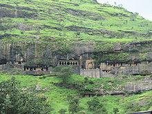 Lenyadri caves near Pune
