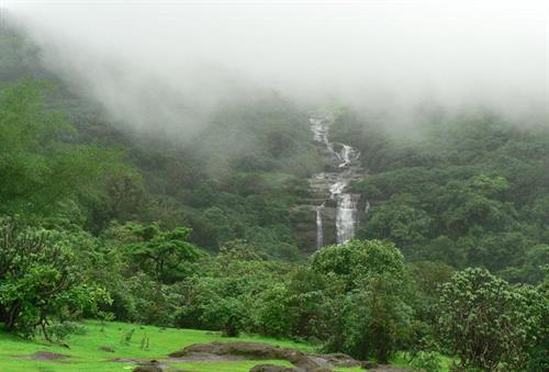 Waterfalls at Lonavala