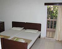 Guest room at Hotel Wood Lands at Matheran