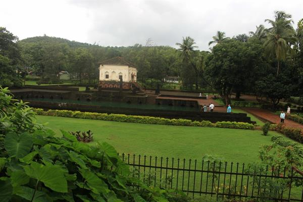 Safa Masjid in Goa