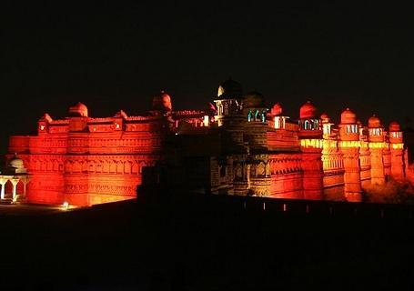 Sound and light show-Gwalior For Images