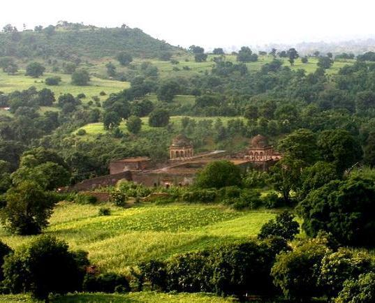 Mandu countryside