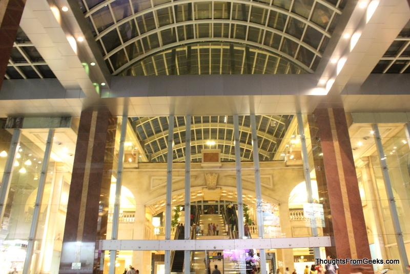 UB City Shopping Mall, Bangalore