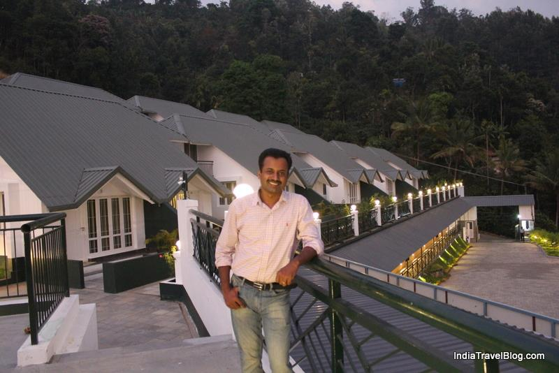 Munnar Tea Country Resort - My Photo