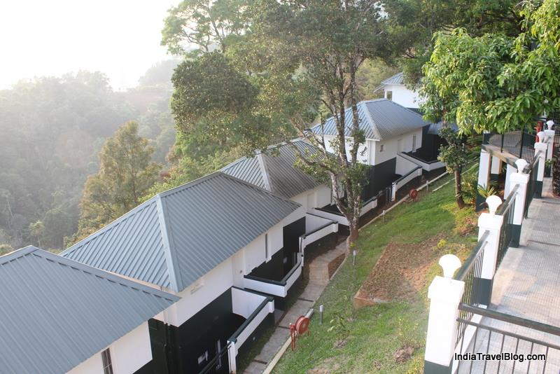 Honeymoon cottages at Munnar Tea Country Resort