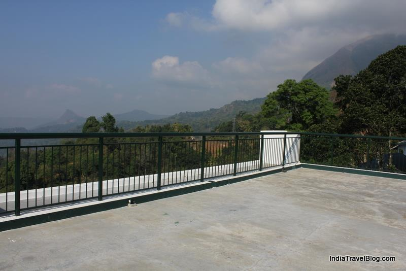View Point - Munnar Tea Country Resort