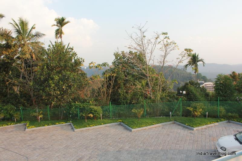 Landscaping in Tea Country Resort