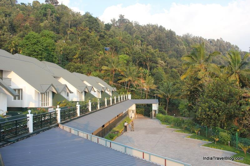 Munnar Tea Country Resort - Blends with the nature
