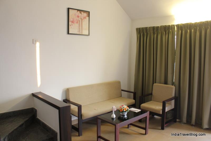 Living Room in Munnar Tea Country Resort