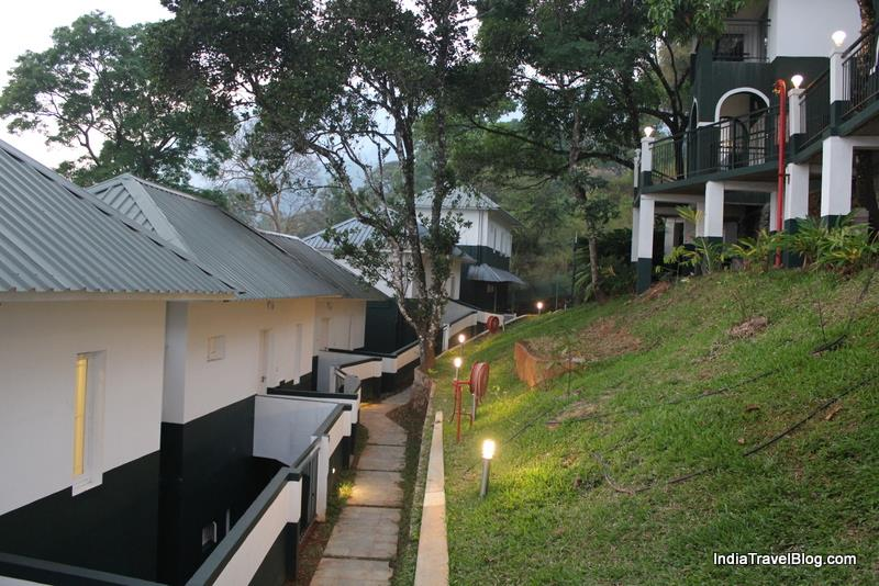 Lighting in Munnar Tea Country Resort