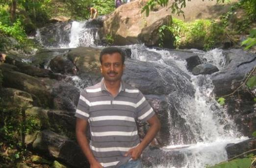 Bharanikuzhi Waterfalls
