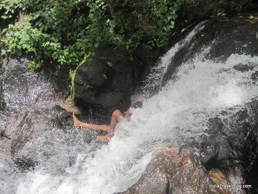 Bharanikuzhi Waterfalls at Malayattoor