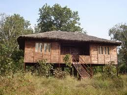 Mowgli Huts in Pench National Park