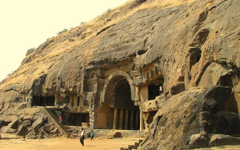Bhaja Caves at Lonavala