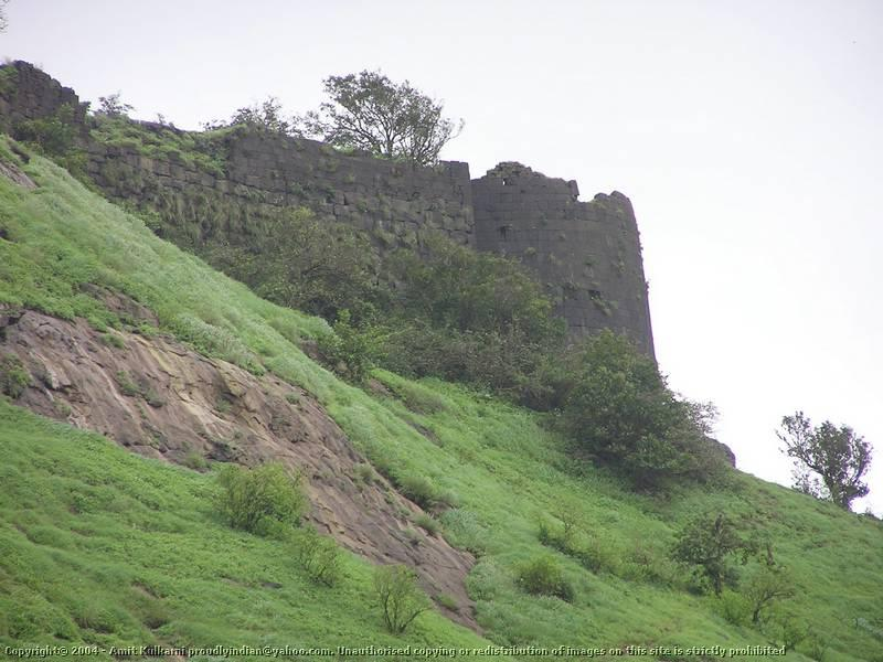Rajmachi Fort near Lonavala