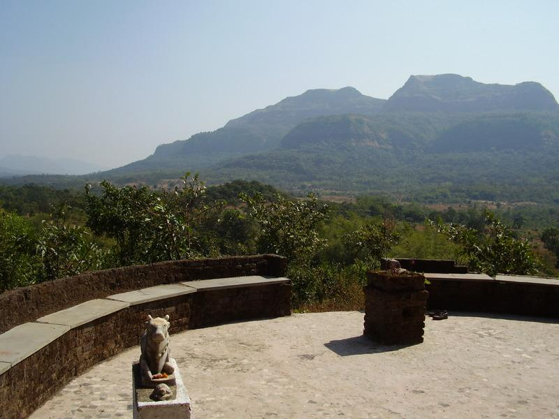 Hill Top Temple at Lonavala