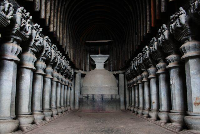 Karla Caves Chaitya