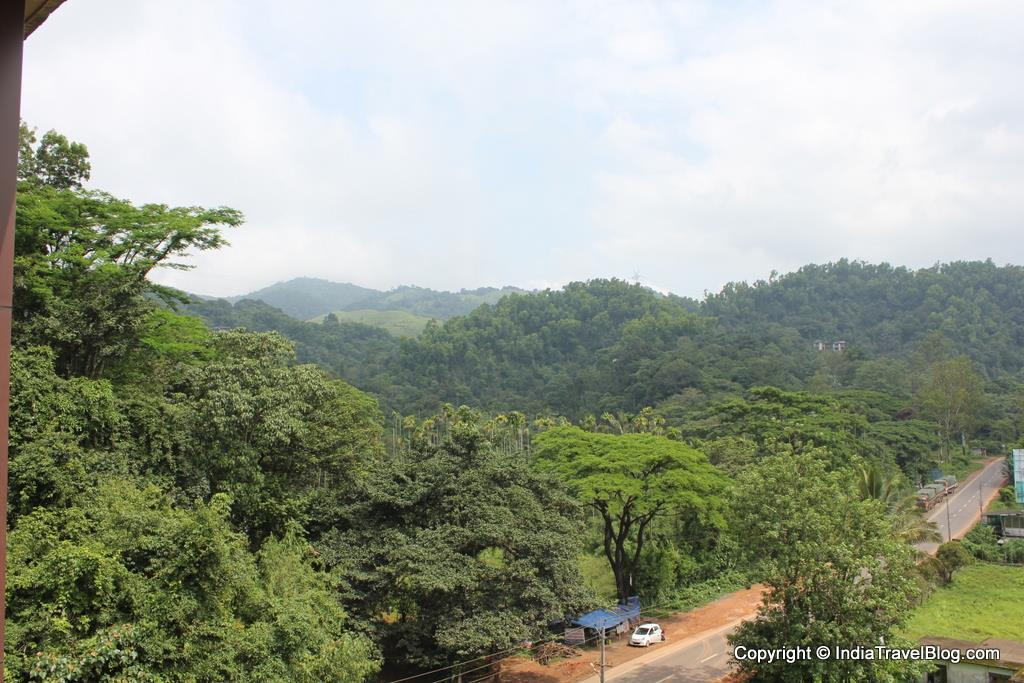 Scenic beauty around Chain Tree, Wayanad