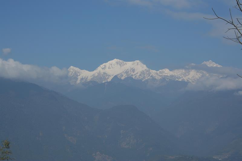 The Kanchenjangha View