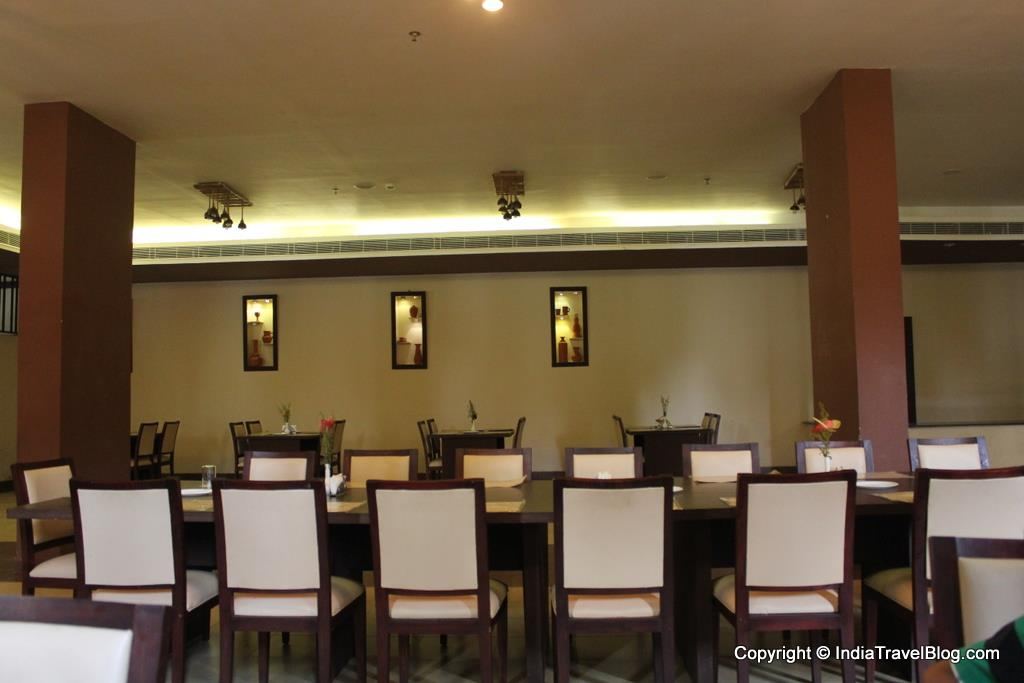 Restaurant in Pepper Wayanad Gate Hotel