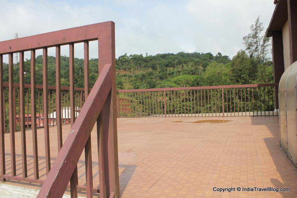 Viewing Point at Pepper Wayanad Gate Hotel