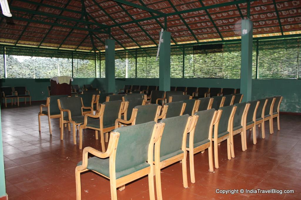 Orchard Holiday Resort - Conference area