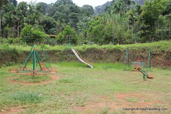 Orchard Holiday Resort - Play area
