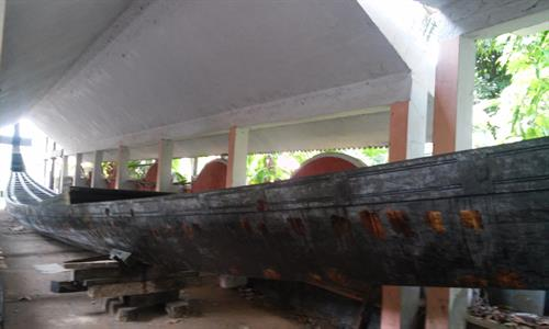 Main body of Palliyodam