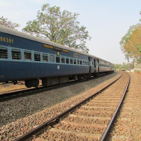 Travel in Indian Railways Sleeper Coaches