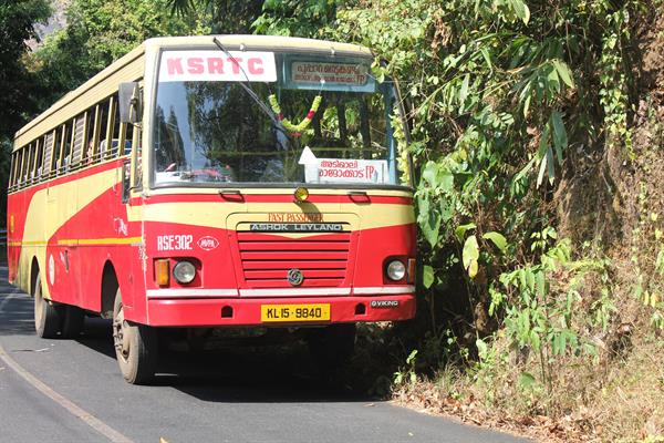 Buses To Munnar From Kochi Airport And Other Places