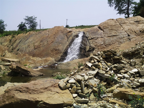 Dharagiri Waterfalls