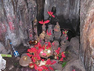 Borra Caves_Lingam
