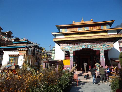 Budhhist Temple