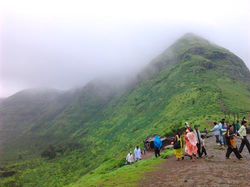 Peak of Brahamagiri