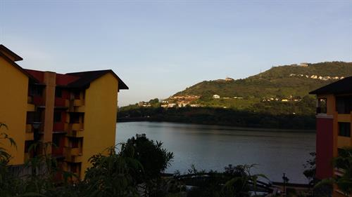 Lakeside view Lavassa