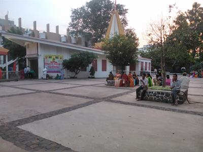 whole view of temple