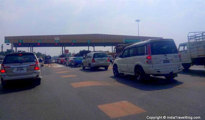 Bangalore to Kochi toll roads