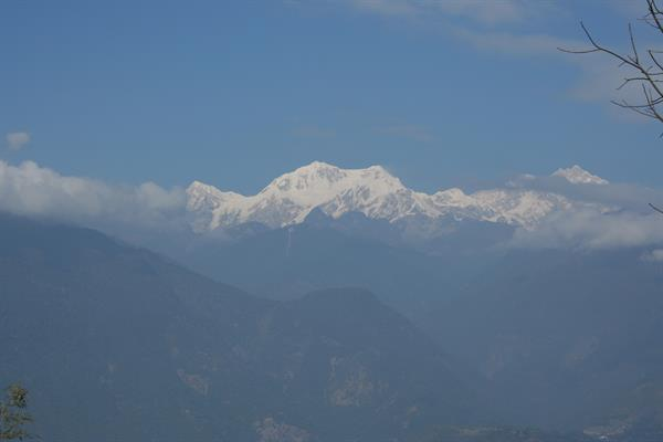 Kanchanjangha View