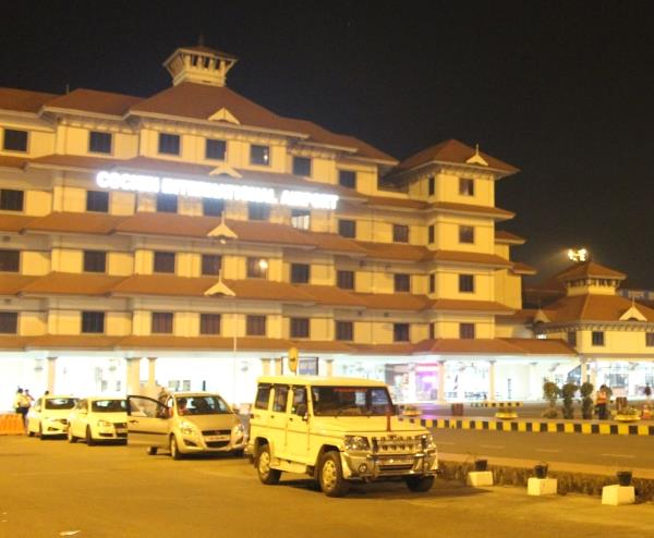 Kochi airport rent a car