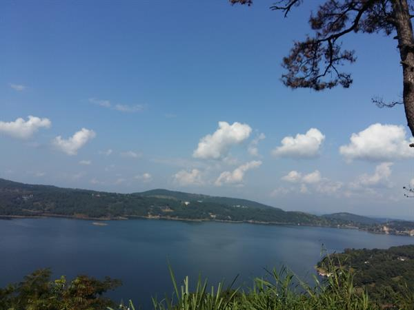 View of the Umiam Lake