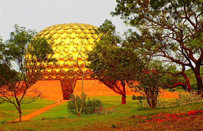 Universal township, Auroville